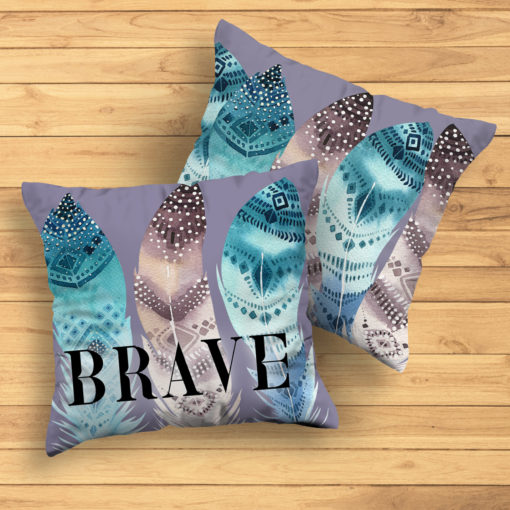 BRAVE Pillow