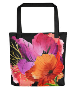 POWER POPPIES #2 Tote Bag