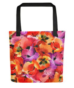 POWER POPPIES #1 Tote Bag