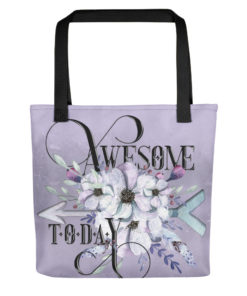 AWESOME Boho Tote Bag