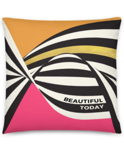 Beautiful today – Pillow