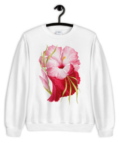 PINK TROPICALS Sweatshirt