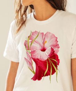 PINK TROPICAL T-Shirt