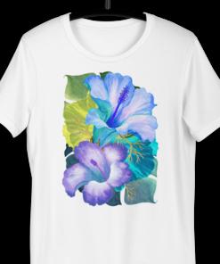 Blue Tropical – T-Shirt