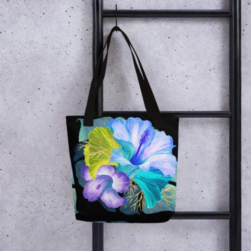 Blue Tropical #2 – Tote Bag