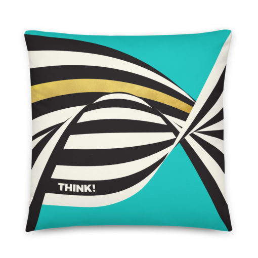 THINK Pillow