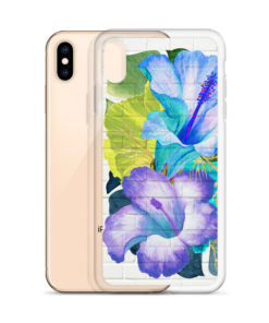 BLUE TROPICALS PhoneCase
