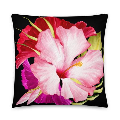 PinkTropical #2 – Pillow