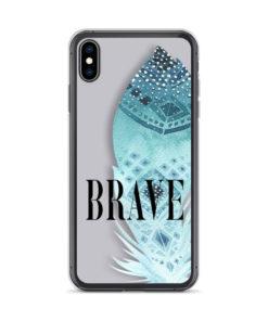 BRAVE phone case