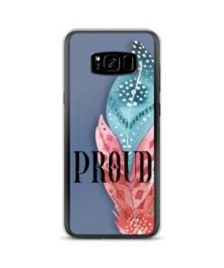 PROUD phone case