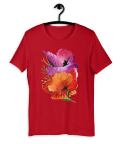 POWER POPPIES T-Shirt