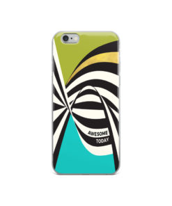 Awesome Today – iPhone case