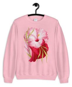 PINK TROPICALS Sweatshirt