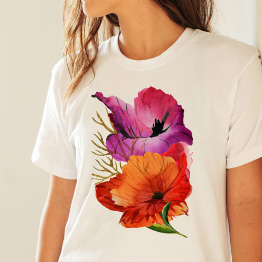 HAPPY POPPIES T-Shirt