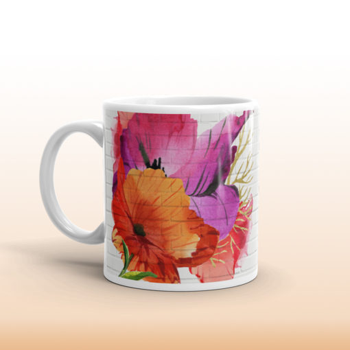 HAPPY POPPIES #2 Mug