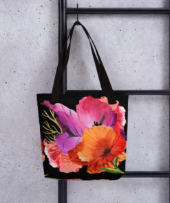 HAPPY POPPIES #2 Tote Bag