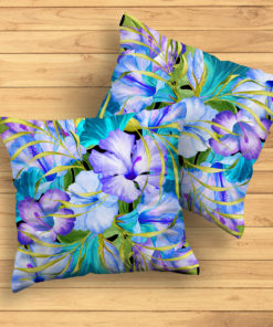 TropicL Blue #1 – Pillow
