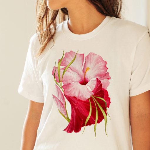 PINK TROPICAL T-Shirt
