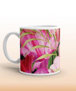 Pink Tropical #1 – Mug