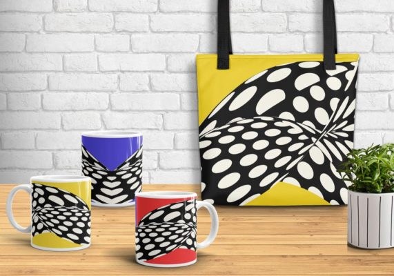 Wavy Dots – Collection