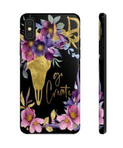 Go Create – Phone Case