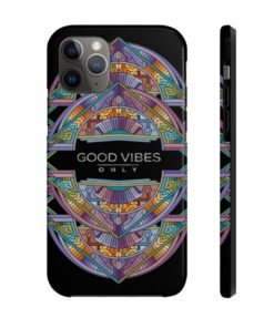Good Vibes Only – Phone Case