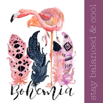 Bohemian Flamingo – Sir Alastaire