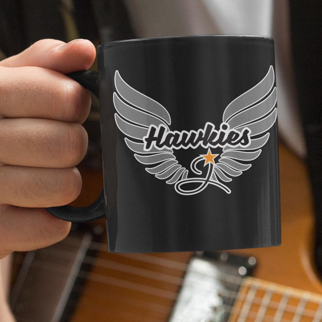 Hawkies Mug